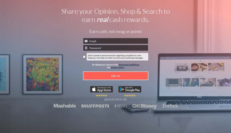 qmee make money with this app